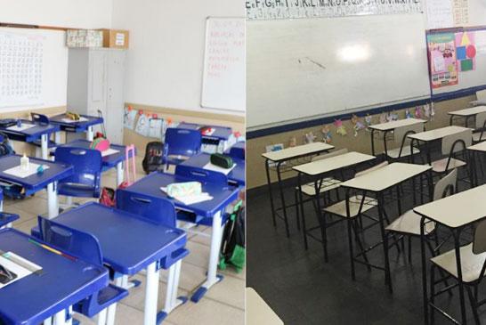 Raphael Rios acompanha manutenção e reparos na Escola Dona Gabriela 5