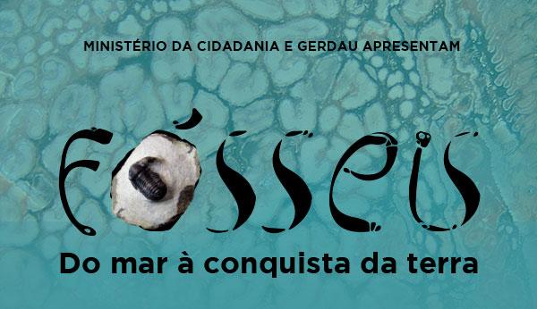 MM Gerdau realiza exposição inédita de fósseis em Araxá