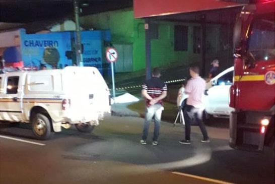 Polícia Militar prende autor de homicídio na av. João Paulo II