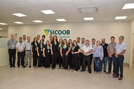 Sicoob Crediara inaugura novas instalações em Santa Juliana 1
