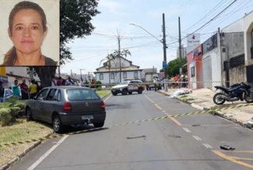 Mulher perde a vida em acidente na av. Vereador João Sena
