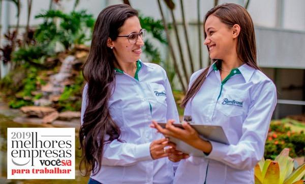 Bem Brasil Alimentos é nomeada uma das melhores empresas para se trabalhar no Brasil