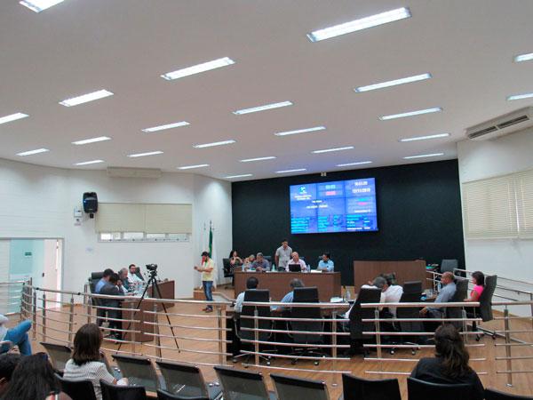 Destaques da reunião ordinária da Câmara Municipal de Araxá – 12/11/2019