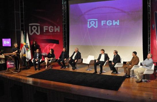 Prefeito Aracely e Governador Romeu Zema prestigiaram o lançamento da FGW