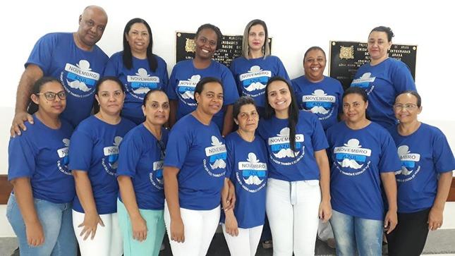 Prefeitura mobiliza setores para a campanha Novembro Azul