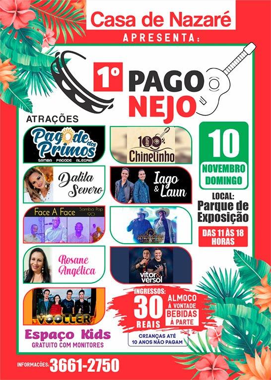 Casa de Nazaré promove evento beneficente em prol da instituição 1