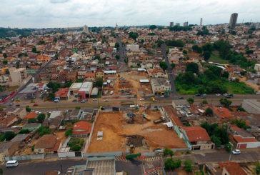 Obras do viaduto da rua Uberaba seguem o cronograma previsto
