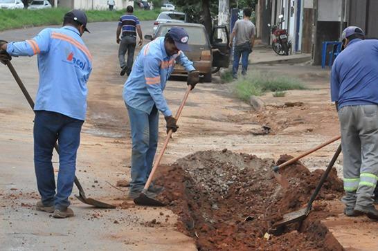 Prefeitura realiza recapeamento estrutural das vias impactadas pela construção do viaduto