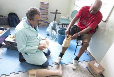 Prefeitura de Araxá através do SUS oferece próteses, órteses e meios auxiliares de locomoção