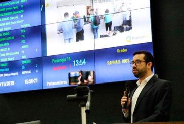 Raphael Rios cobra soluções digitais e tecnologia para melhorar serviços públicos