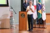 Romeu Zema participa do 1º Seminário de Prevenção à Violência Doméstica Contra a Mulher