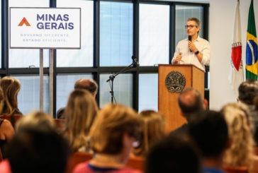 Romeu Zema aponta avanços na economia e no combate à criminalidade