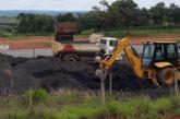Prefeitura utilizará material asfáltico retirado da BR-262