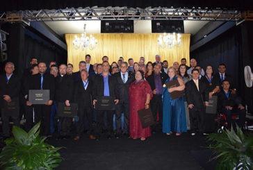 Reunião Solene da Câmara homenageia personalidades no aniversário de Araxá