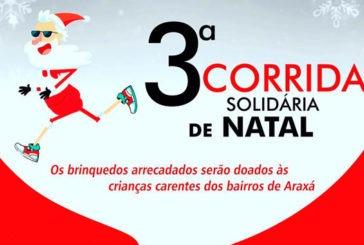 Inscrições abertas para a 3ª Corrida Solidária de Natal