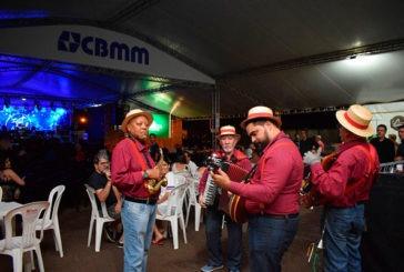 FestNatal Araxá: 16 mil pessoas passaram pelo Expominas no fim de semana