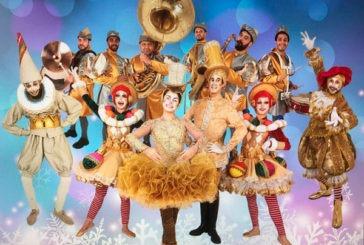 FestNatal Araxá apresenta: a Parada da Corte de Papai Noel