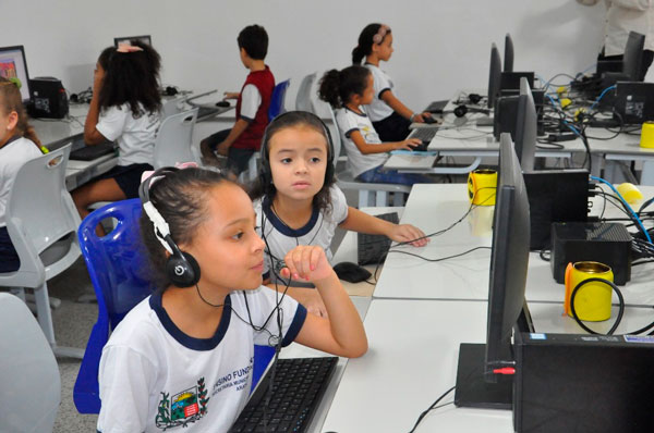 Matrículas na rede municipal de ensino serão abertas