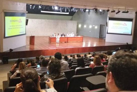 Secretários de Saúde da região fazem reunião de planejamento e avaliação em Belo Horizonte