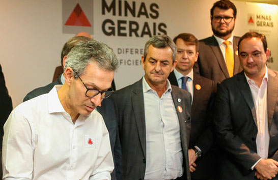 Romeu Zema lança programa Minas Livre Para Crescer