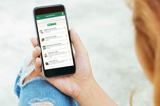 Canais digitais da Cemig trazem facilidades ao consumidor