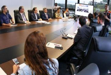 Romeu Zema reúne Gabinete de Crise para articular ações do Estado para atendimento às vítimas das chuvas
