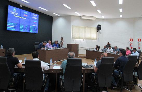 Câmara Municipal define comissões permanentes em 2020