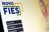 Candidatos já podem acessar resultados do Fies