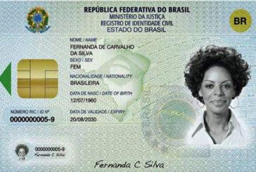 Aplicação da nova carteira de identidade tem prazo prorrogado para 2021