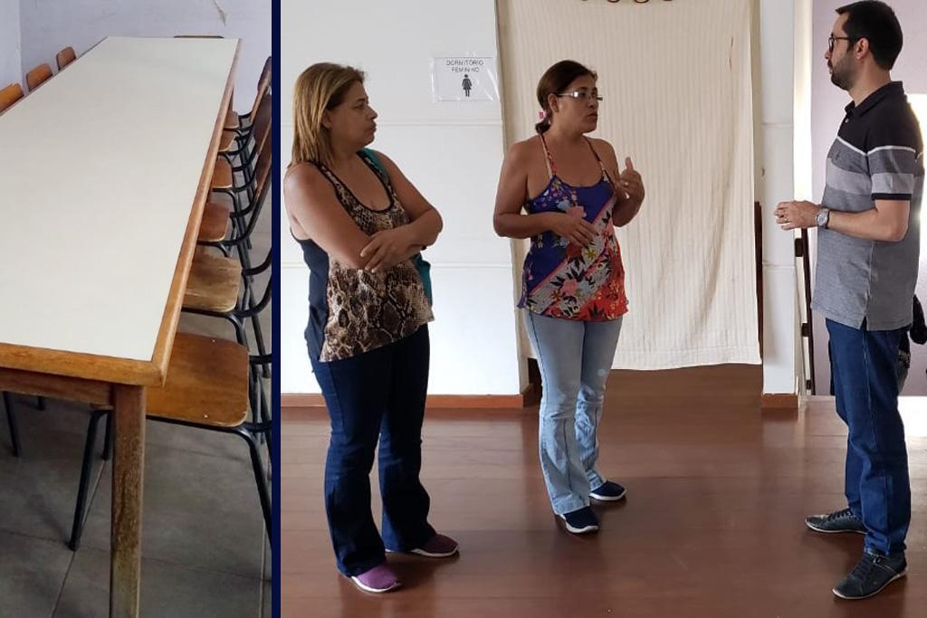 Raphael Rios pede agilidade para retomada de manutenção da iluminação pública em Araxá 2