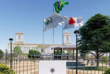 Administração Municipal inicia revitalização da Praça Arthur Bernardes