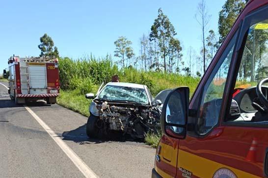 Homem perde a vida em acidente na BR 452, entre Araxá e Perdizes 1