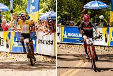 Avancini e Raíza Goulão são os campeões da etapa Araxá da CIMTB