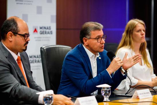 Governo de Minas adotará trabalho remoto para conter propagação do novo coronavírus