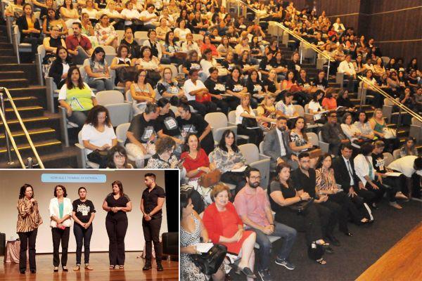 Raphael Rios destaca reforma da Escola Aziz J. Chaer 3