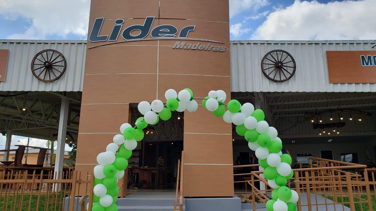Líder Madeiras inaugura novo espaço na av. Imbiara 2