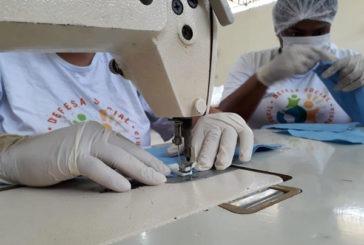 Sistema prisional mineiro vai produzir máscaras contra o coronavírus
