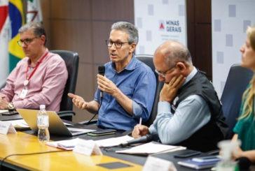 Romeu Zema e secretários esclarecem medidas e impactos sobre o coronavírus em Minas Gerais