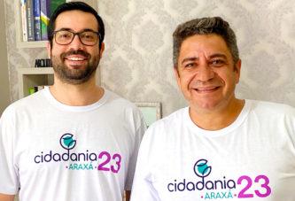 Robson Magela e Raphael Rios vão para o Cidadania
