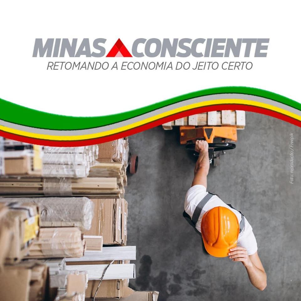 Romeu Zema apresenta plano para retomada da economia dividido em etapas 1