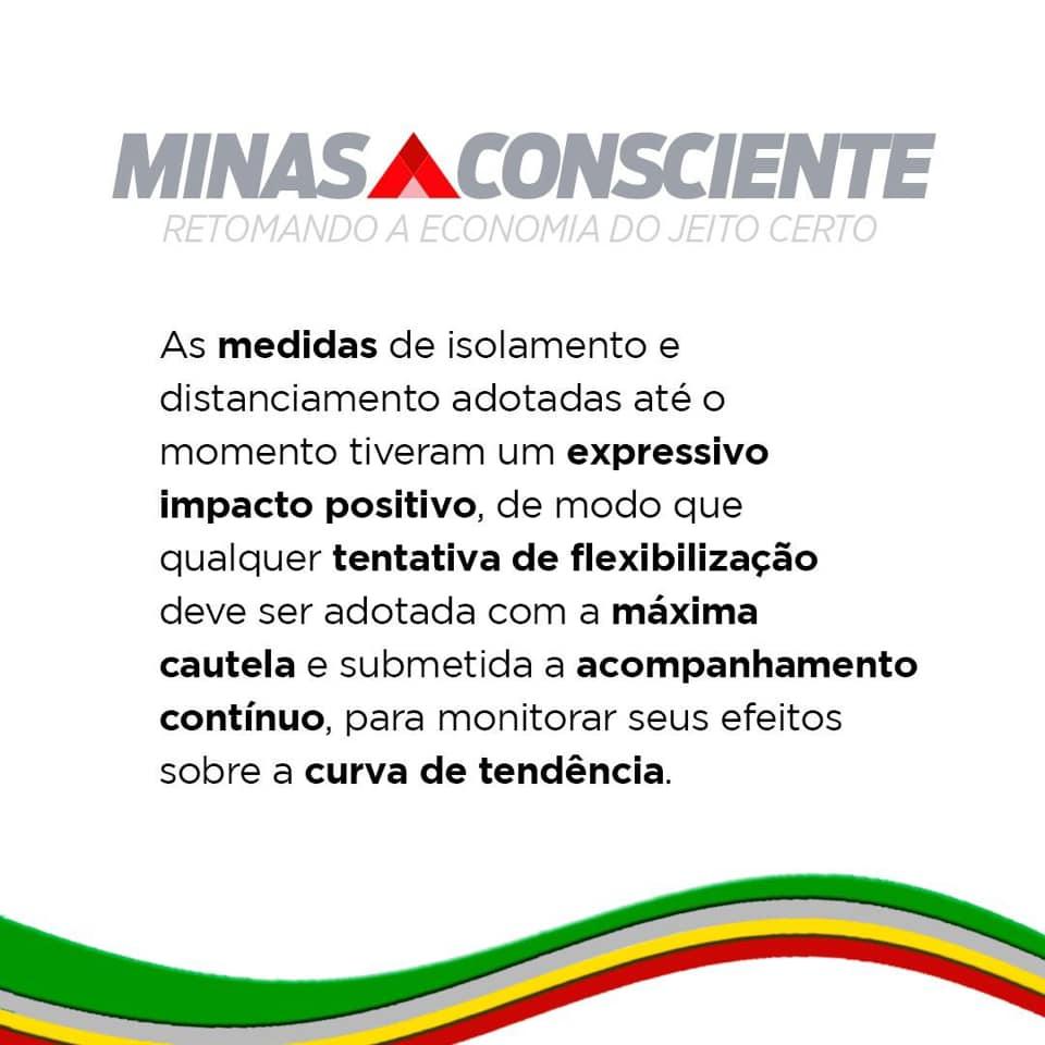 Romeu Zema apresenta plano para retomada da economia dividido em etapas 2
