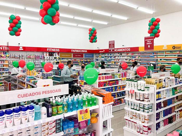 Farmácia Nacional inaugura sua quarta loja na cidade de Araxá 5