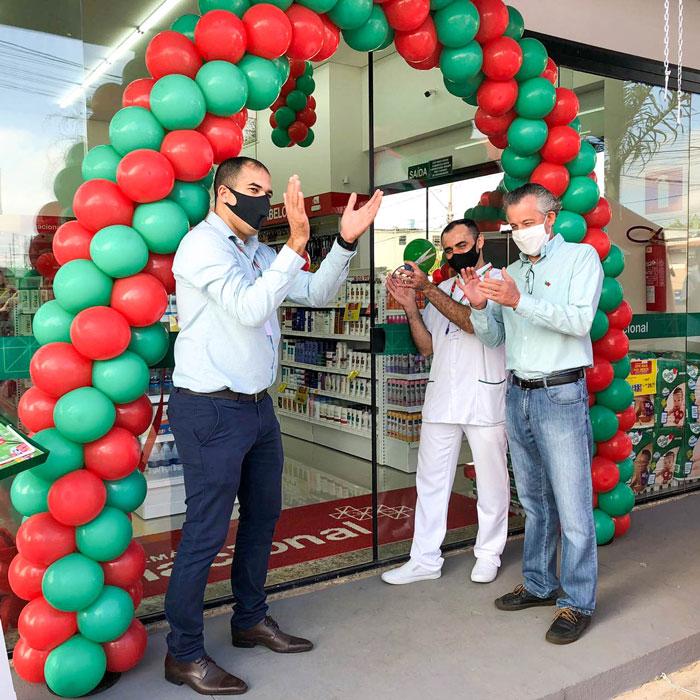 Farmácia Nacional inaugura sua quarta loja na cidade de Araxá 4
