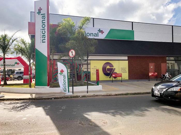 Farmácia Nacional inaugura sua quarta loja na cidade de Araxá 2