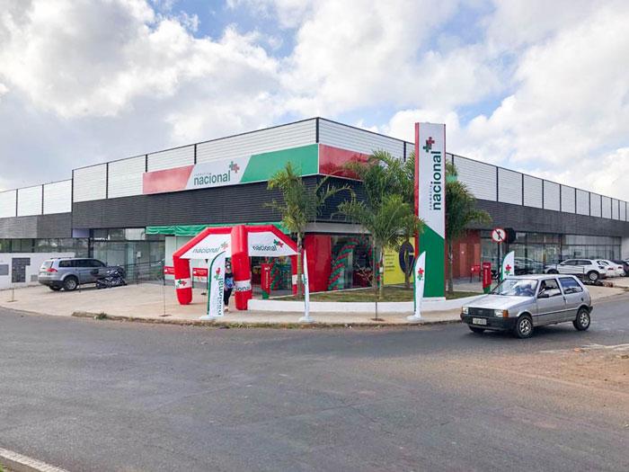 Farmácia Nacional inaugura sua quarta loja na cidade de Araxá 1