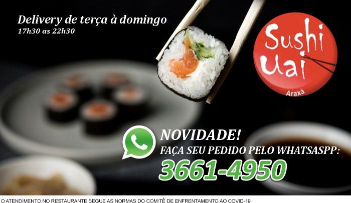 Sushi Uai 3