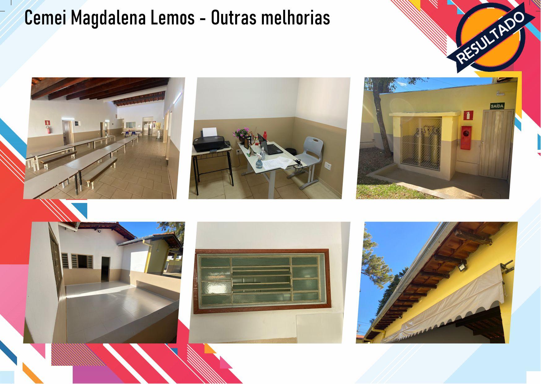 Após fiscalização, Raphael Rios confere reforma geral do Cemei Magdalena Lemos 15