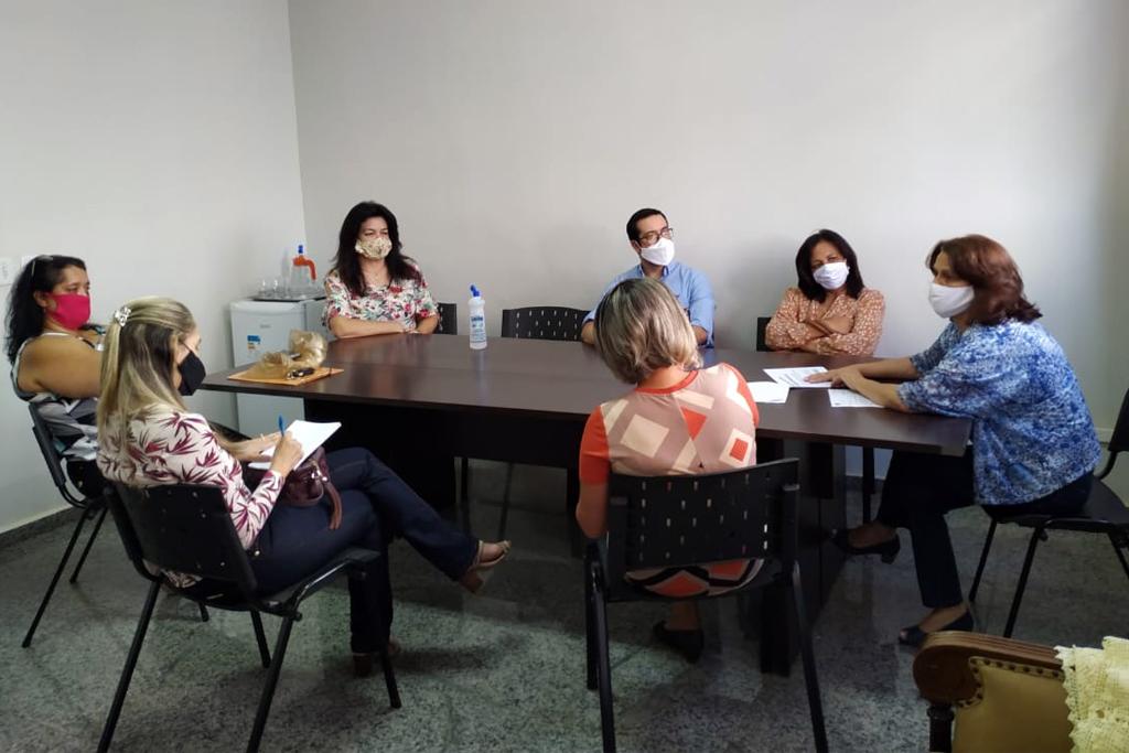 Após fiscalização, Raphael Rios confere reforma geral do Cemei Magdalena Lemos 16