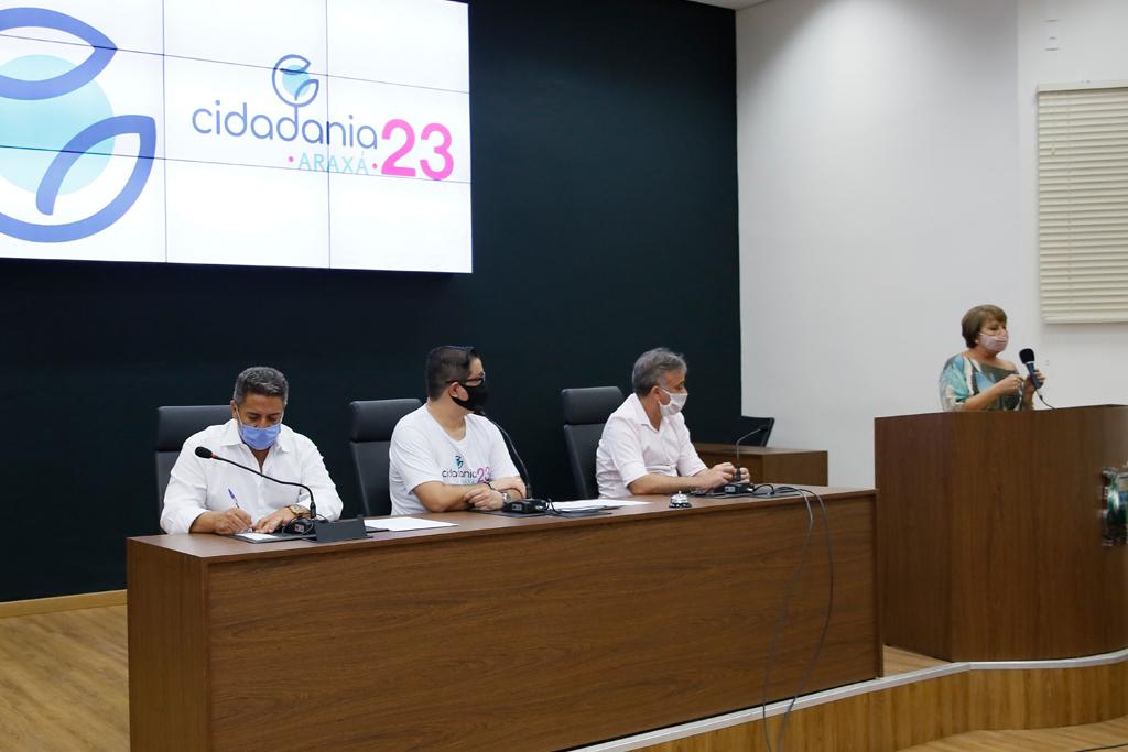 Convenção do Cidadania oficializa chapa Robson e Mauro como candidatos a prefeito e vice 2