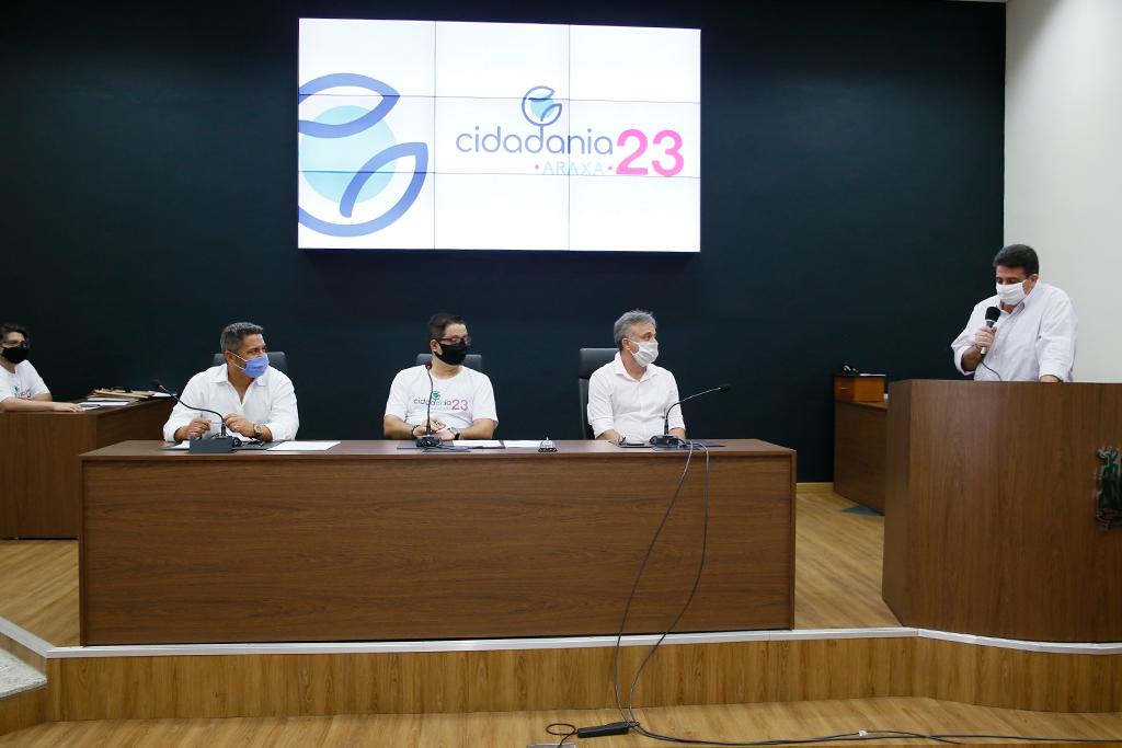 Convenção do Cidadania oficializa chapa Robson e Mauro como candidatos a prefeito e vice 3